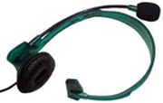 Bell phones 91000-9IB Over the Head Headset (Green)