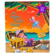 Baby Toothland Baby Tooth Flap Book - Pirate Girl