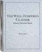 The Well-Tempered Clavier, Books 1 and 2