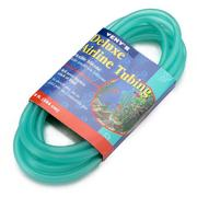Aquarium 4x6mm Silicone Tube Hose Airline Tubing Green 244cm
