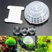 Aquarium Fish Tank Moss Floating Ball Nature Water Live Plants Cultivation Aquatic