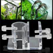 Aquarium Acrylic Fixing Clip Water Pipe Tube Holder Filter Mount Hose Clamp Fish Tank