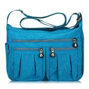Women Nylon Lightweight Waterproof Bags Shoulder Bags