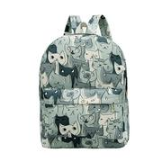 Women Cartoon Pattern Cute Bags School Bags Backpack