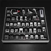 42 PCS Domestic Sewing Machine Foot Presser Feet Kit Sewing Machine Accessories