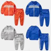 Striped Boys Clothing Sets