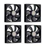 Coolermaster 120mm Case Fans 4-pack