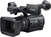 Sony PXWZ150 Professional 4K Hand Held Camcorder