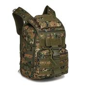 Waterproof Military Camouflage Camping Bag Saurida Backpack