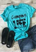 Camping Life Car Star T-Shirt