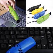 Computers Useful Vacuum Mini USB Keyboard Cleaner