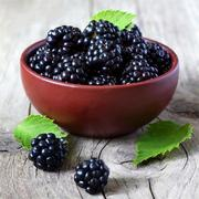 Egrow 200Pcs Blackberry Fruit Seeds