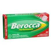 Berocca Performance Original 30 Effervescent Tablets