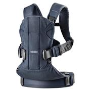 BabyBjorn Baby Carrier ONE Air - Navy Blue 3D Mesh