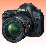 New Canon EOS 5D Mark IV with EF 24-70mm f/4L Lens Kit (FREE INSURANCE + 1 YEAR AUSTRALIAN WARRANTY)