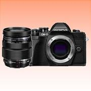 New Olympus OM-D E-M10 MK III (12-40mm f2.8) Digital Cameras Black (FREE INSURANCE + 1 YEAR AUSTRALIAN WARRANTY)