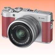 New Fujifilm X-A5 Kit (15-45mm) Digital Camera Pink (FREE INSURANCE + 1 YEAR AUSTRALIAN WARRANTY)