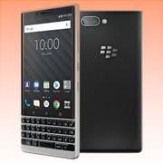 New BlackBerry Key2 BBF100-6 Dual 64GB 4G Smartphone Silver (FREE INSURANCE + 1 YEAR AUSTRALIAN WARRANTY)
