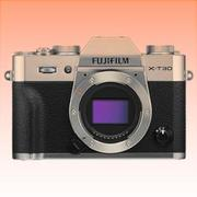 New Fujifilm X-T30 Mirrorless 26MP Digital Camera Silver (FREE INSURANCE + 1 YEAR AUSTRALIAN WARRANTY)