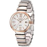 Women's Luxury Watches Wrist Watch Gold Watch Quartz Silver / Rose Gold 30 m Hot Sale Analog Ladies Casual Fashion - White Black Rose Gold