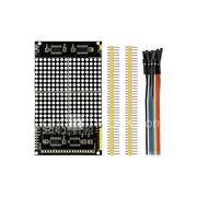 LED Dot Matrix Display Module 16  16 Unlimited Cascading / 12864 Compatible Interfaces for Arduino