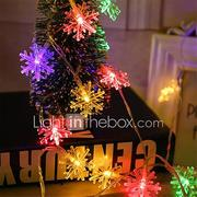 10m String Lights 60 LEDs RGB 220-240 V 1pc