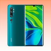 New Xiaomi Mi Note 10 Dual SIM 128GB 6GB RAM 4G LTE Smartphone Green (FREE INSURANCE + 1 YEAR AUSTRALIAN WARRANTY)