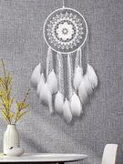 Home Crafts Handmade Lace Dreamcatcher