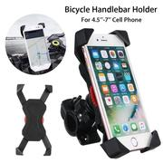ABS Bicycle Mobile Phone Universal Bracket Motorcycle Mountain Bike Navigator Bracket