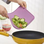 Silicone Cutting Board Anti-bacterial Wear-resistant Health Environmental Cutting Board