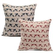 40x40cm Bird Printed Pillow Case Home Office Decorated Cushion Covers