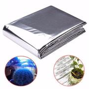 Silver Plant Reflective Film Grow Light Accessories Greenhouse Reflectance Coating