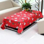 Christmas Table Cloth Cotton Tableware Mat Table Runner Tablecloth