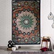 Indian Hippie Star Wall Hanging Tapestry Mandala Bedding Throw Mat Home Decor