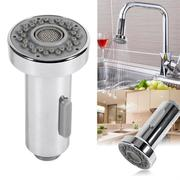 E-pak Chrome Finish Two-model Replacement Kitchen Faucet Spray Head Kitchen Water Accessories