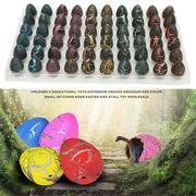 60Pcs Black Magic Add Water Dinosaur Eggs Hatching Dino Growing Toy Gifts Model  Intelligence Toys