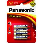 Panasonic AAA 4 Pack Alkaline Battery