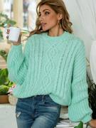 Cable Knit Chunky Oversized Sweater