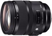 Sigma 24-70mm f/2.8 DG OS HSM Art Series Lens - Canon