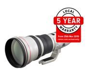 Canon EF 800mm f/5.6L IS USM Telephoto Lens