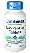 Two-Per-Day Tablets  120 tablets | Life Extension