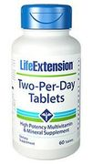 Two-Per-Day Tablets  60 tablets | Life Extension