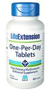 One-Per-Day Tablets  60 tablets | Life Extension