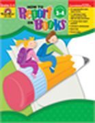 How to Report on Books, Grades 3-4 - Print