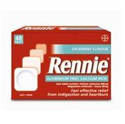 Rennie Antacid 24 Tablets