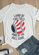 Home Of The Ball Game T-Shirt