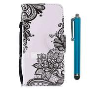 Case For Huawei P9 lite mini Huawei P smart Card Holder Wallet with Stand Flip Magnetic Full Body Cases Flower Hard PU Leather for P10