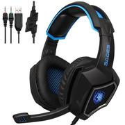 SADES R9 PC 3.5mm Wired Gaming Headsets