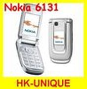 Original wholesale Nokia 6131 cheapest cell phones for old people for student Free Shipping