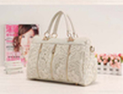 PU leather polular elegant ladies vintage lace bag women shoulder bag women handbag women messenger bags women leather handbags